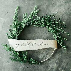 Christmas Wreath | Image via delta-breezes.tumblr.com