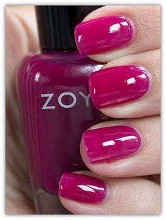 Zoya Paloma Nail Polish #zoya #nailpolish