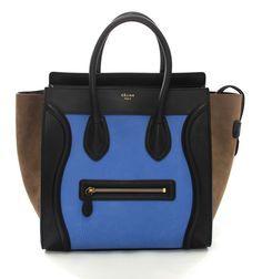 Celine Mini Luggage Bag (Celine 003) | Luxury Tote | Luxify