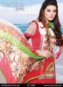 Charizma Vol 2 Summer Lawn For Girls 2014 by Az Collection 1 217x300 Charizma Vol 2 Summer Lawn For Girls 2014