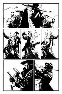 Cazadores de Comics: Descuentos en los originales de Aaron Campbell