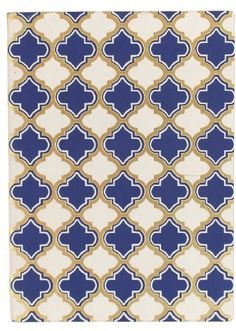 Eccolo World Traveler Moroccan Tile Journal, Blue and Whi... https://www.amazon.com/dp/B00ESQ9P9E/ref=cm_sw_r_pi_dp_x_SJmLybF1E9TK5