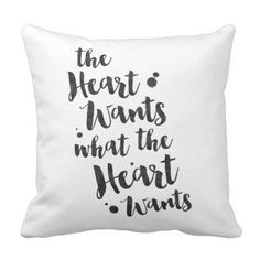 Decorative Throw Pillows With Sayings And Quotes On Them Cute