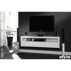 Meuble Tv design suspendu Beatriz ATYLIA
