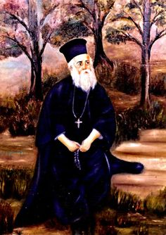 """""""Do not think that you have a right to complain when your prayers are not answered. God fulfills your desires in a manner that you do not know. Nektarios of Aegina"""