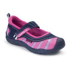 pediped Flex Minnie Navy, Pink