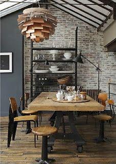 Karen Barlow: Rockett St George Industrial designs