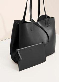 Wytłaczana torba shopper