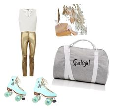 """Untitled #13"" by maria-paula-paez on Polyvore featuring Isabel Marant, Moxi and Lipsy"