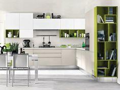 Elegant Wir zeigen Ihnen coole Ideen wie Sie Ihre neue moderne K che planen und gestalten k nnen Die italienische Firma