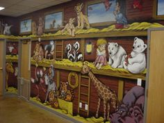 Kids on the Ark (R) by David Eden in Wylie TX