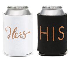 Hortense B. Hewitt Beverage cozy - 2 count,