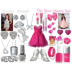"""""""Ariana Grande Style!"""" by ashley-chic on Polyvore"""