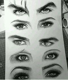 vampire diaries drawings damon eyes elena pencil stefan vampiro realistic desenho olhos olho em
