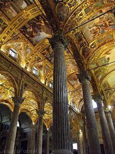 Basilica della Santissima Annunziata del Vastato: Genoa Italy