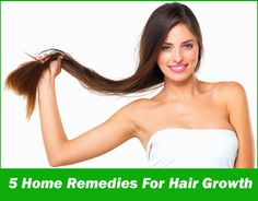 Home remedy for hair growth