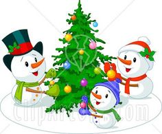 Blinking Christmas Tree Clipart - Clipart Kid | Page borders ...