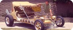 Bed Buggy - Novelty and Product Cars Gallery | Barris Kustom Industries