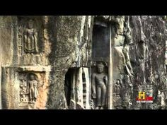 The Ajanta Caves in Aurangabad district of Maharashtra, INDIA are 30 rock-cut cave monuments which date from the 2nd century BCE to the 600 CE.