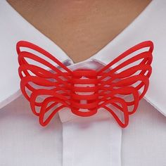 3D printed Butterfly Bow Tie, FORMBYTE