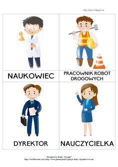 BLOG EDUKACYJNY DLA DZIECI Learn Polish, Polish Words, Working With Children, Kids And Parenting, Kindergarten, Preschool, Family Guy, Exercise, Education