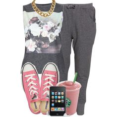 """""""They all want what I got, but I ain't got nothin' but you."""" by cheerstostyle on Polyvore"""