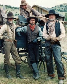The Return To Lonesome Dove ...