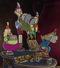 jiminy cricket Old Disney, Disney Love, Disney Art, Disney Pixar, Animation Film, Disney Animation, Pinocchio Disney, Disney Animated Movies, Mickey Mouse Club