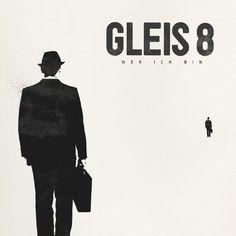 single cover art: gleis 8 - wer ich bin [05/2013]