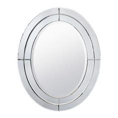 Check out the Kichler Lighting 78225 Ribbon Modern Wall Mounted Mirror in Clear priced at $198.00 at Homeclick.com.