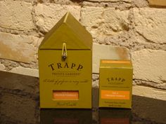 Trapp Orange Vanilla Candles