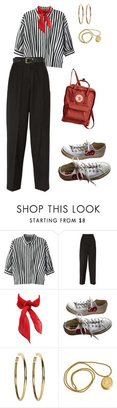 """""""Untitled #78"""" by jestniemabylo ❤ liked on Polyvore featuring Relaxfeel, 3.1 Phillip Lim, Converse, Kenneth Jay Lane and Tory Burch"""