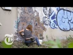 From Street Art to High Art | The New York Times - YouTube