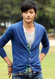 Actor Jang Dong-gun