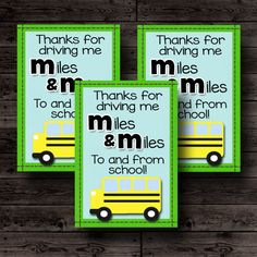 School Bus Driver Gift,Teacher Appreciation Gift, Teacher Gift, Gift For Teacher, Back To School Gif School Bus Safety, School Bus Driver, School Staff, School Teacher, Student Teacher, Teachers Week, Student Gifts, School Fun, Bus Driver Appreciation