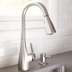 1000 ideas about kitchen sink faucets on