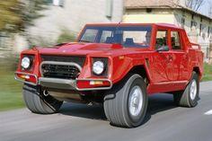 Lamborghini SUV #firstSUVever