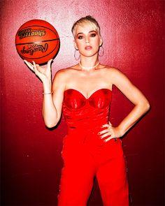 Swish Swish music video behind the scenes | I ❤ Katy Perry