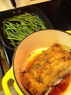 Pork Loin in a Dutch Oven