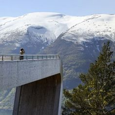 I want to go to Scandainavia. Here is one more reason why: Aurlandsfjellet Tourist  Route opens