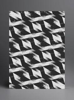 Ontdek het werk van de Nederlandse graphic designer Marius Roosendaal. Een portfolio vol geometrische vormen, typografie en minimalistische designs! www.obeymagazine.nl/portfolio/marius-roosendaal