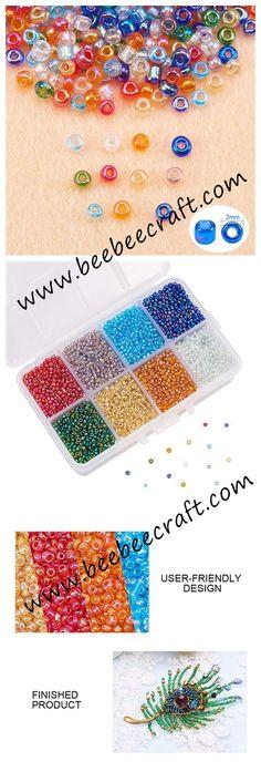 Wood Plain Rondelle Beads 4 x 6mm Mixed 500 Pcs Art Hobby DIY Jewellery Making