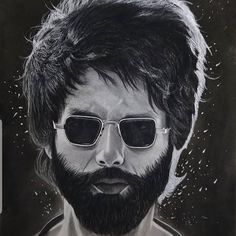 Marvel Drawings, Cool Drawings, Mom Dad Tattoos, Smile Drawing, Look Wallpaper, Galaxy Pictures, Studio Background Images, Joker Wallpapers, Shahid Kapoor