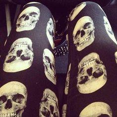 #skull #fashion