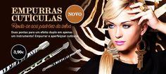 Novidade na Biu! Novos empurras cutículas, apenas 3,90€ !!  Tenha o seu em: www.Biucosmetics.pt  #Biucosmetics #empurra #cutículas #aperfeiçoamento