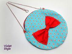Handmade Circle Bag