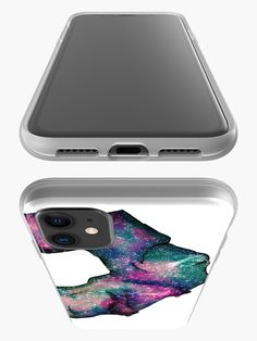 'Nebula 1 Scrunchie' iPhone Case by AElenaS Transparent Stickers, Sell Your Art, Scrunchies, Iphone Case Covers, Cover Design, Iphone 11, Cover Art