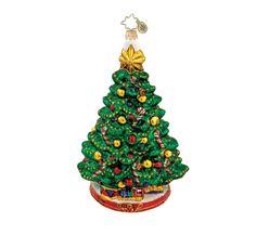 Christopher Radko Christmas Ornament - Holiday Centerpiece