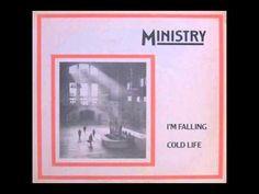 Ministry - I'm Falling (1981) - YouTube