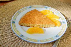 recette sans gluten de gâteau à l'orange - gluten free orange cake
